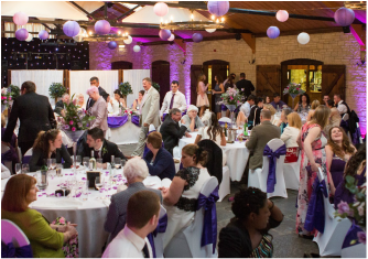Mirror Plates - Wedding and Event Venue Decoration Hire Gloucestershire Event Pricing
