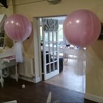 Wedding and Event Decoration Hire Gloucestershire Balloons and Giant Balloons