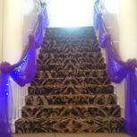 Wedding and Event Decoration Hire Gloucestershire Swagging
