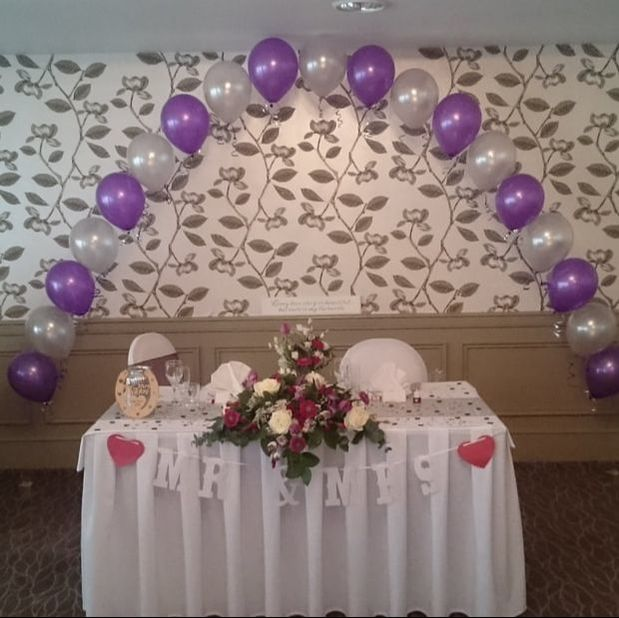 Decorative Details Wedding and Event Decoration Hire Gloucestershire Balloons and Giant Balloons