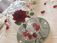 Wedding Centrepiece and Table Decoration Hire Gloucestershire