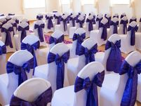 Wedding Chair Cover and Sash Hire Gloucestershire