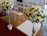 Decorative Details Wedding and Event Decoration Hire Gloucestershire Rose Trees