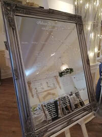 Decorative Details Wedding and Event Decoration Hire Gloucestershire Table Plan Hire