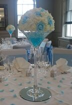 Wedding and Event Venue Decoration Hire Gloucestershire Centrepieces