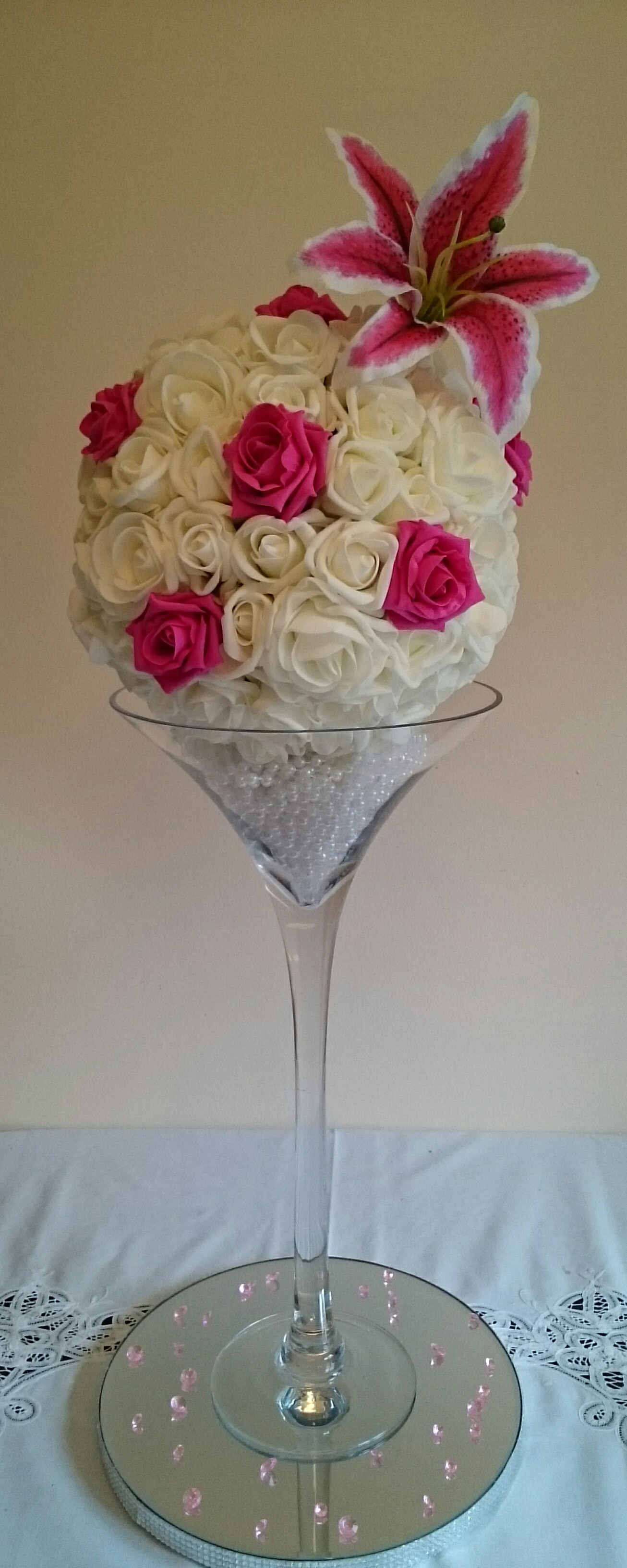 Centrepieces Wedding and Event Decoration Hire Gloucestershire